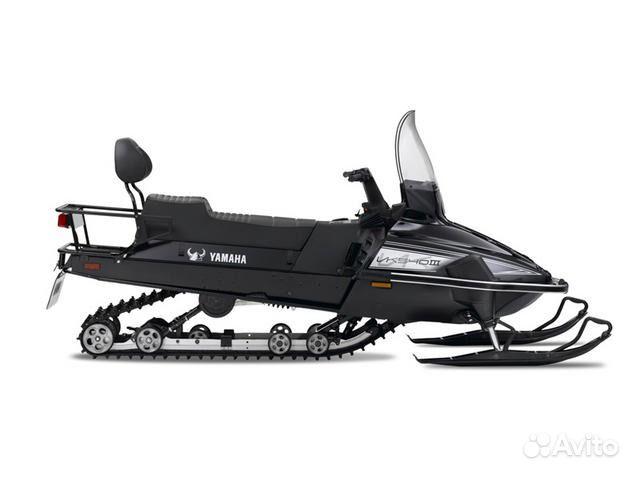 Снегоход Yamaha Viking, Ямаха Викинг новый.