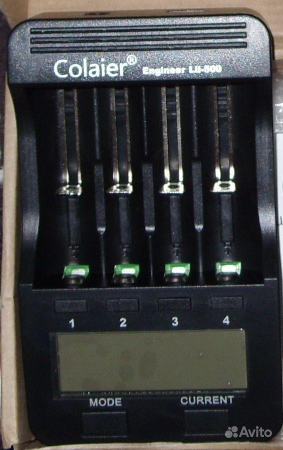 Зарядное устройство Colaier engineer Lii-500. Саратовская область, Энгельс