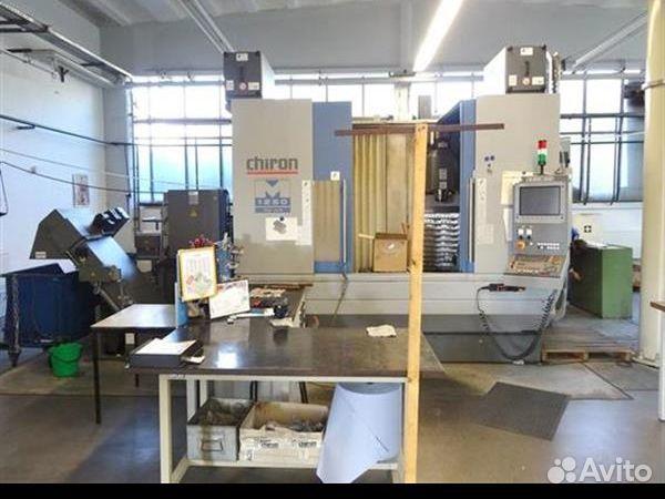 Обрабатывающий центр chiron mill 1250 б у