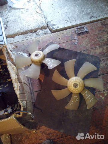 89530003204 Вентилятор радиатора мазда6 mazda