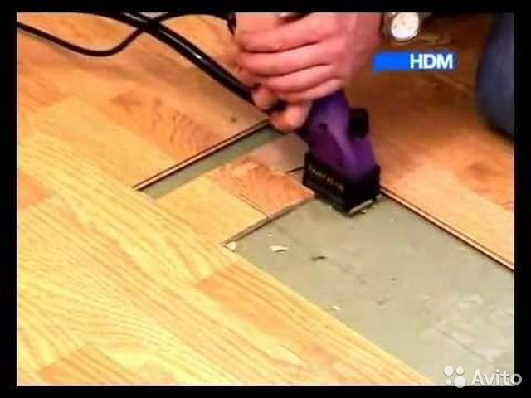 Демонтаж ламината пошаговая инструкция