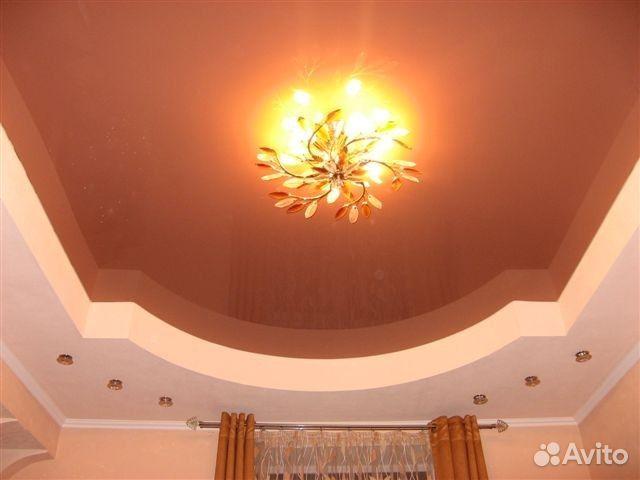 Натяжные потолки дизайн картинки
