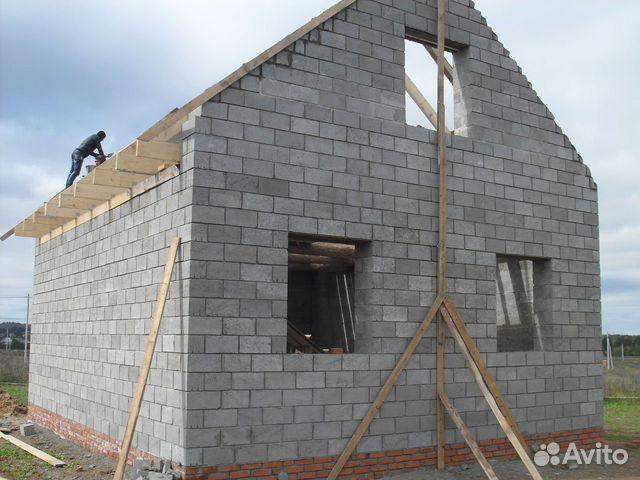 Блочные дома строительство своими руками
