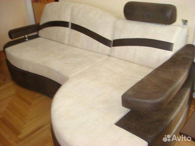 Угловой диван   авито