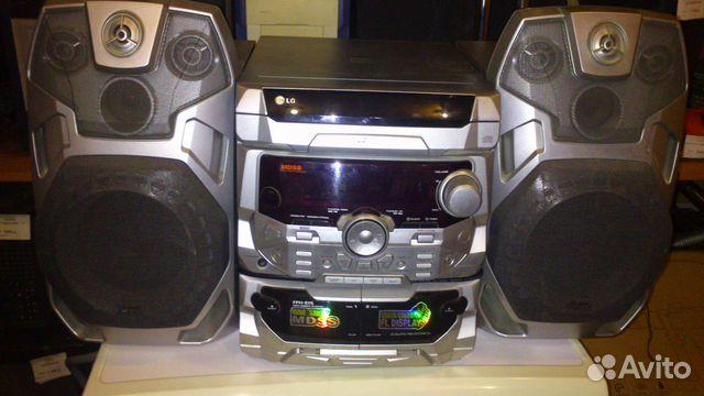 Музыкальный центр LG FFH-515