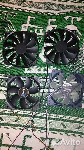 Вентиляторы (круглые) купить в Казани -