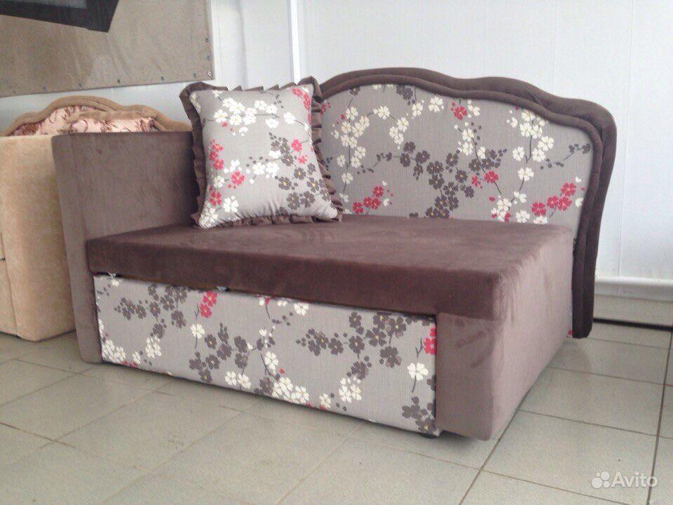 мини диван в детскую:
