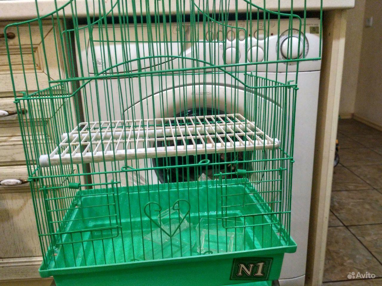 Клетка для в Краснодаре - фотография № 4