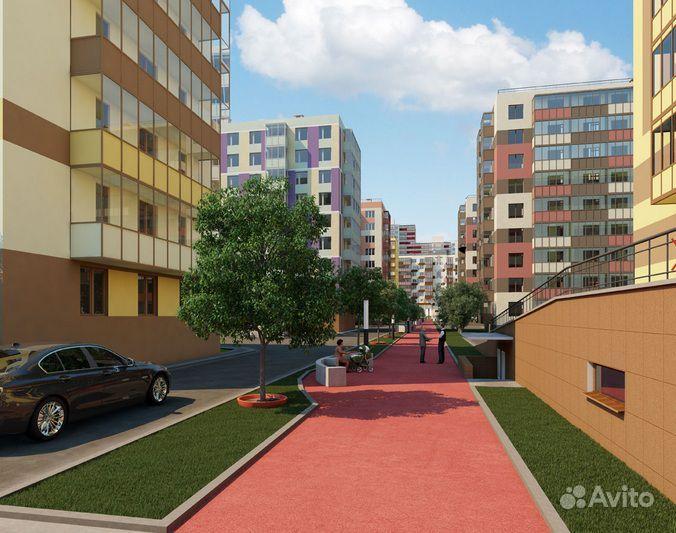 К квартира 55 м 8 15 эт — фотография