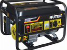 Huter DY4000L бензогенератор 3.5 квт