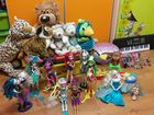 Monster High Fillys My little pony imaginarium и п