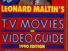 TV Movies video guide 1990 edition
