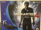 PS4 500gb Uncharted 4