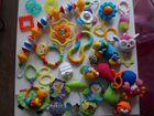 Пакет детских игрушек для маленьких
