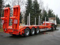 Высокорамный полуприцеп 45 тонн