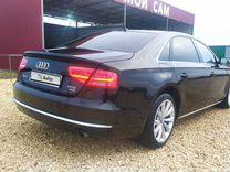 Audi A8, 2012, с пробегом, цена 1 600 000 руб.