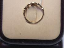 Золотое кольцо 585