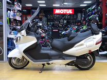 Мотоцикл Suzuki Burgman 650 (2008 г) ABS