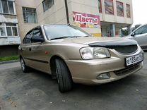 Hyundai Accent, 2004 г., Екатеринбург