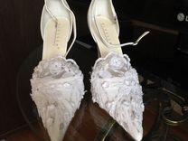 Туфли свадебные — Одежда, обувь, аксессуары в Челябинске