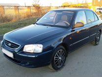 Hyundai Accent, 2008 г., Саратов