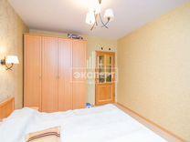 3-к квартира, 65.6 м², 2/9 эт.