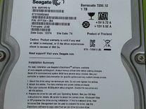 Жесткий диск Seagate 1TB (c29)