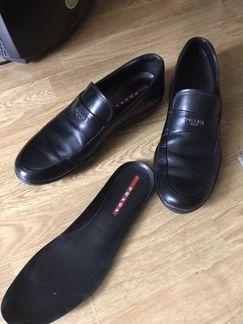 prada - Сапоги, ботинки и туфли - купить мужскую обувь в Москве на Avito b3a64893f89
