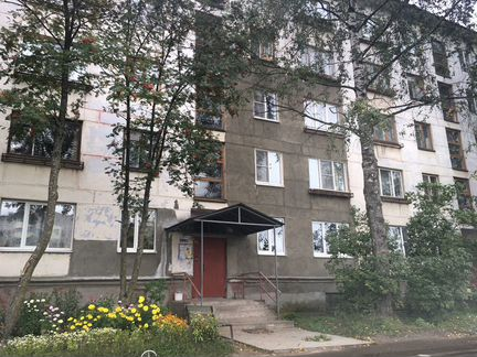 2-к квартира, 48.9 м², 3/5 эт. объявление продам