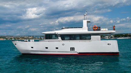 Яхта Popilov объявление продам