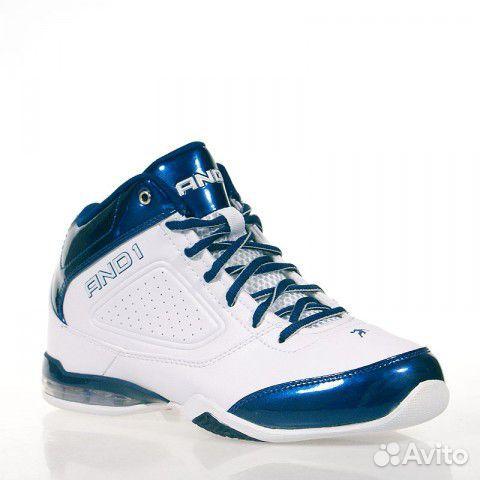 9899c293 Детские баскетбольные кроссовки And 1. 7.5 US   Festima.Ru ...