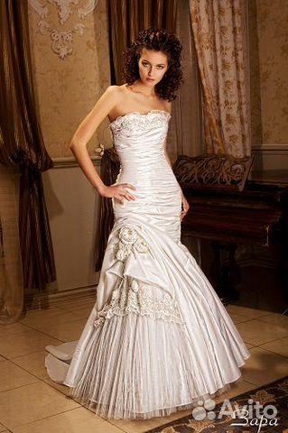 Авито ростов на дону платье свадебное