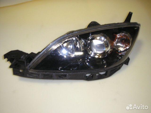 Объявление Mazda 3 Фара (с фотографией). Оптика на иномарку (Ф
