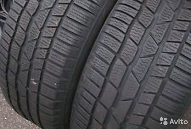 Continental Conti Winter Contact TS830 225/55 R16— фотография №1