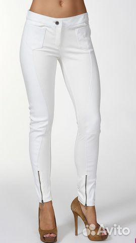 купить кожаные брюки женские в интернет магазине в москве