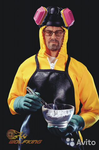 Wolfking Breaking Bad Walter White 1/6 Figure— фотография №1