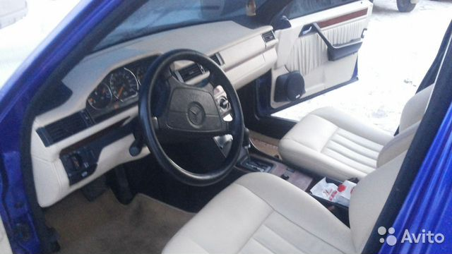 Mercedes benz e класс 1995 — фотография №5