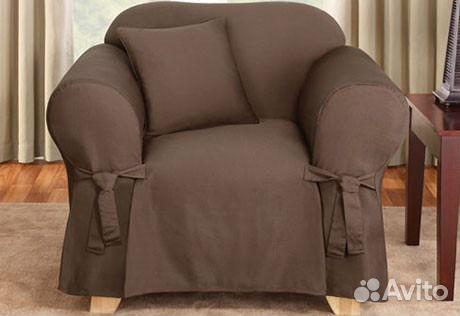 Еврочехлы на диваны и кресла  курск