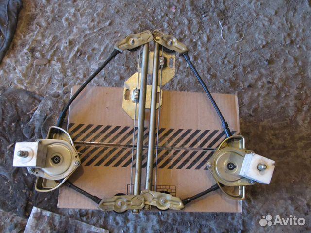 Фото №10 - механический стеклоподъемник ВАЗ 2110