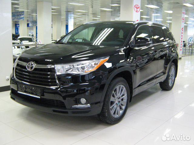 Технические характеристики Toyota Highlander / Тойота ...