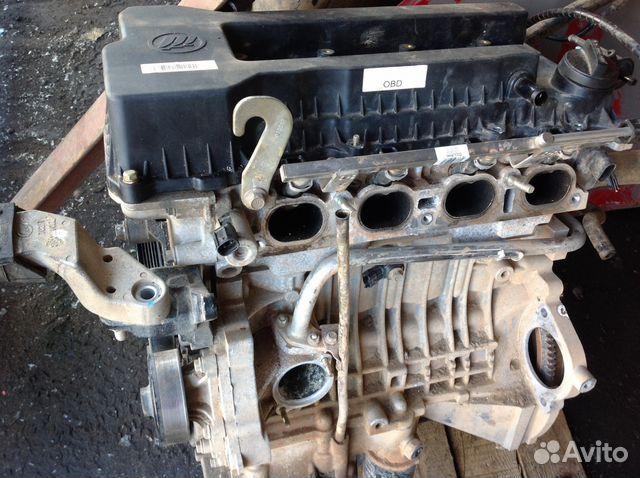 Двигатель lifan x60 i