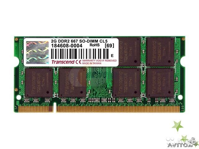 So-dimm ddr2 6x512mb