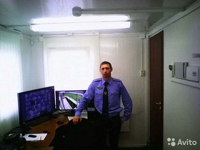 авито работа охранника город красноярск