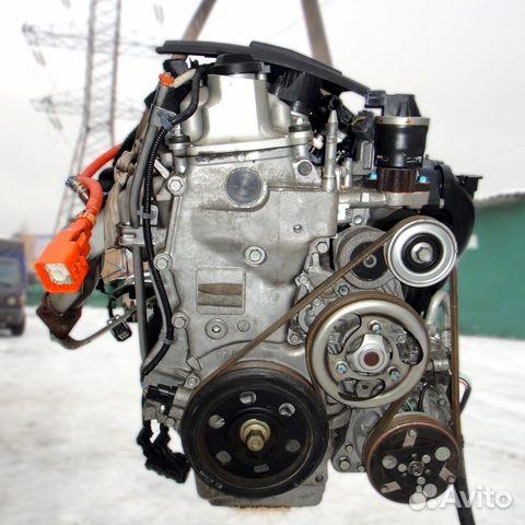 honda civic контакртный мотор