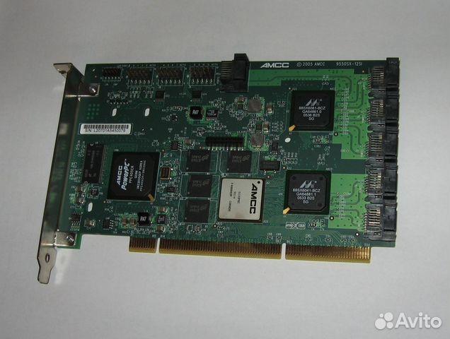 3WARE AMCC 9550SX-12SI DRIVER WINDOWS XP
