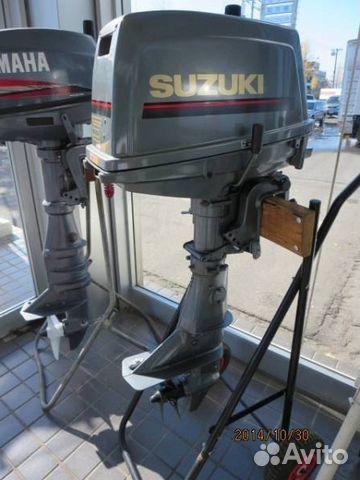 подвесные моторы с аукционов японии