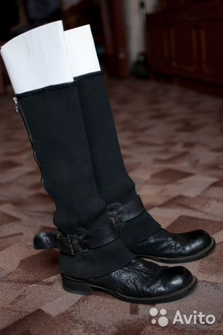 Кожаные сапоги Mascotte   Festima.Ru - Мониторинг объявлений 61204bcf13e