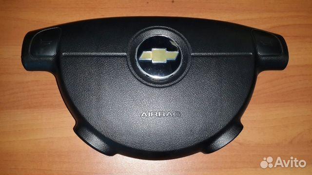 накладка крышка на руль chevrolet aveo t250
