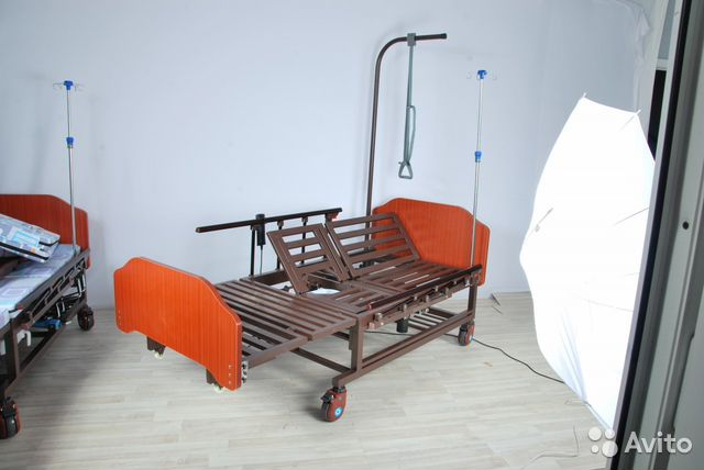 Авито медицинские кровати для лежачих больных б/у