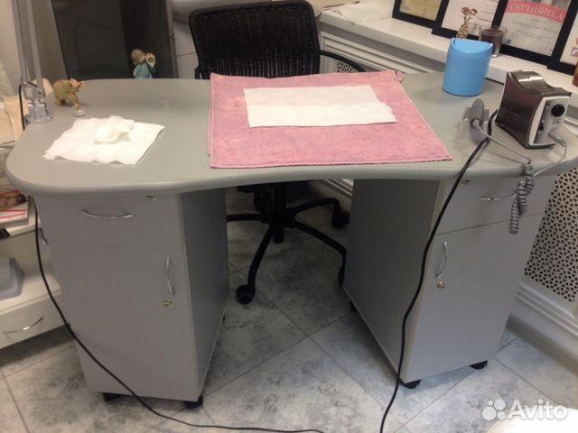 Маникюрный стол  спб бу